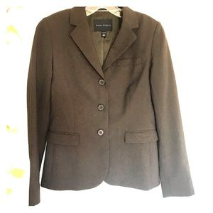 NYOP! Banana Republic wool blend suit blazer Sz: 4